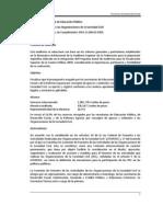 2009 Apoyos y Estímulos a las Organizaciones de la Sociedad Civil