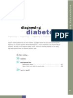 Diabetes Diagnosing Diabetes
