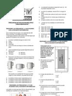 Evaluación tipo Icfes