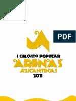 CIRCUITO ARENAS ALICANTINAS - URBANOVA