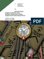 (2006) Schweizer Armee - Armee Suisse - Eserto Svissero - Swiss Armed Forces