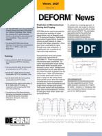 Deform Tm News