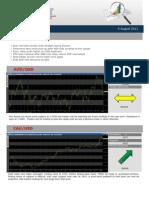 Forex Market Insight 04 August 2011