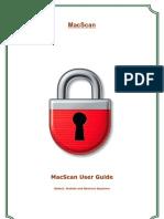 MacScan Manual