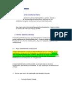 CONCEITO E CLASSIFICAÇÃO DA CONSTUTUIÇÃO BRASILEIRA