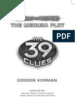 39 Clues Excerpt