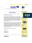 E-Include Newsletter July 2011