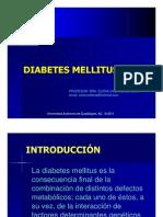 DM , Clasificacion y Diagnostico 1 Clase