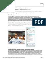 Cisco UC Integration for Microsoft Lync 8 5 (2)