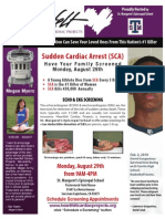 St. Margaret's Episcopal School Cardiac Screening