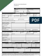 Wheels Credit Application