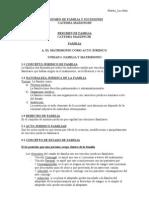 Derecho de Familia y Sucesiones - Dr. Mazzinghi
