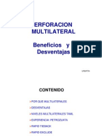 Perforacion Multilateral