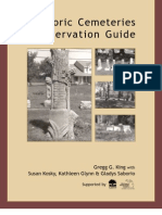 Historical Cemeteries Preservation Guide