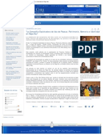 """Presentación Libro """"Compañía Explotadora de Isla de Pascua"""" (FACSO, U. de Chile)"""