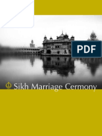 Anand Karaj (Sikh Marriage Ceremony) (English)
