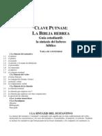 Sintaxis Del Hebreo Biblico