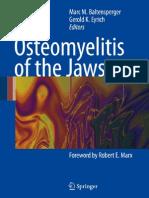 Osteomyelitis of the Jaws