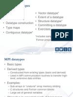 Mpi 0802 Mod Datatypes