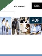 2011 Benefits Brochure -IBM