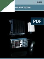 Sailor MF-HF Installation Manual