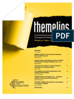 Themelios, Volume 33 Issue 2