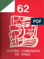 Boletín del Exterior Partido Comunista de Chile Nº62