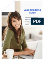 Load Shedding Guide