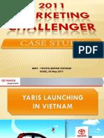 RMIT-TMV Marketing Challenger