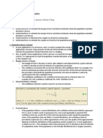 Application of Ststs in Business,Notes-ch8[1]