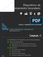 [MIA]Tema 1 1 AlmacenamientoSecundario