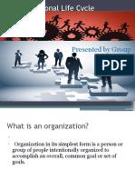 Organizational Life Cycle- E1 Group- TAPMI