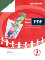 Grass Roots Journalism Resource Book