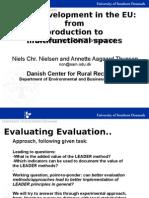 LEADER Evaluation Indicators Nielsen 20110526