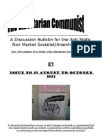 The Libertarian Communist No.15 August - October 2011