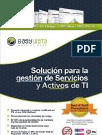 Brochure EasyVista 2010