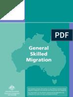 Aus General Migration Booklet