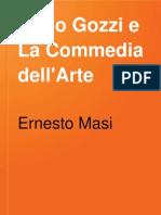 Carlo Gozzi e La Commedia Dell Arte