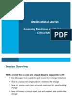 Organizational Change Aventus Partners 29 07 11