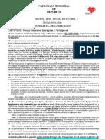 normativa fútbol 7 vicar