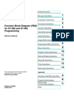 function block diagram programming for s7 300 and s7 400 boolean rh scribd com