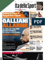 La Gazzetta Dello Sport 04.08.11