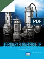 ERKE Group, Toyo Pumps DP Model Catalog
