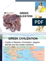 Greek and Roman Civilization Overview