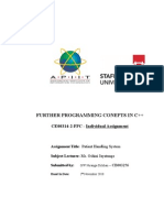 CPP Assignment