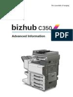 Bizhub C350 User Guide