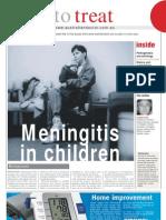 Treating Meningitis in Children