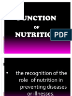 History of Nutrition