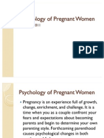 Psychology of Pregnant Women