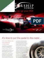 Canadian Sponsorship Forum 2011 Brochure